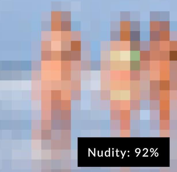 Resultado de imagen para nudity detection